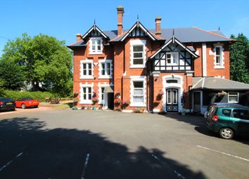 Thumbnail 1 bed flat to rent in Solsbro Road, Torquay