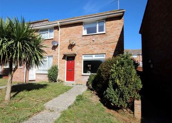 Thumbnail 2 bed end terrace house for sale in Rowan Close, Southill, Dorset