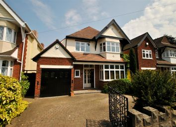 Thumbnail 3 bed detached house for sale in Portman Road, Kings Heath, Birmingham