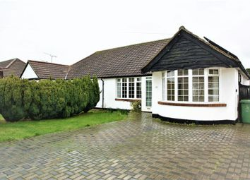 Thumbnail 2 bed semi-detached bungalow to rent in The Close, Grays