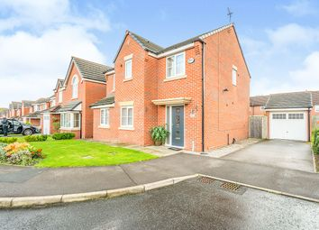 Thumbnail 3 bed detached house for sale in Chadwick Lane, Widnes, Cheshire