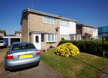 Thumbnail 2 bed semi-detached house for sale in Hogarth Drive, Shoeburyness
