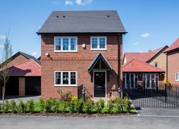 "Thumbnail 3 bed property for sale in ""The Langford"" at The Rose Garden, Ledbury Road, Hereford"