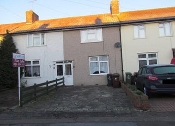 Thumbnail 2 bedroom terraced house for sale in Coote Road, Dagenham