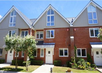 Thumbnail 4 bed terraced house for sale in 34 Ashley Road, New Milton