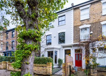 Thumbnail End terrace house for sale in Groombridge Road, London