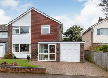 Thumbnail 4 bed detached house for sale in Bury St. Edmunds, Suffolk, Uk