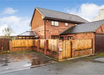 Thumbnail 3 bed semi-detached house for sale in Maryport Court, Carlisle