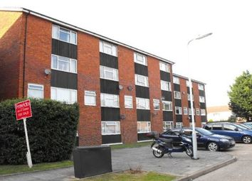 Thumbnail 2 bed flat to rent in Homer Close, Gosport