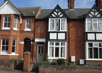 Thumbnail 3 bed terraced house to rent in Royston Street, Potton, Bedfordshire