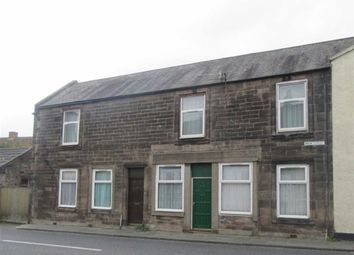 Thumbnail 2 bed flat to rent in Main Street, Tweedmouth, Berwick-Upon-Tweed