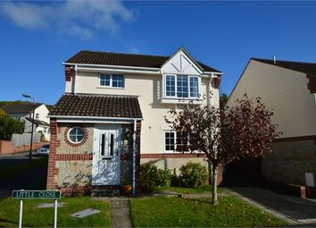 Thumbnail 4 bedroom detached house for sale in Little Close, Kingsteignton, Newton Abbot, Devon.