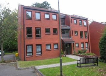 Thumbnail 2 bed flat for sale in Meadow Close, Meadow Road, Harborne, Birmingham