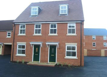 Thumbnail 3 bed property to rent in Dydale Road, Taw Hill, Swindon
