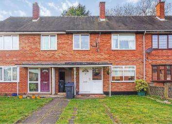 3 bed terraced house for sale in Lakes Road, Erdington, Birmingham B23