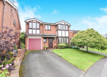 Thumbnail 5 bed detached house for sale in Hollowfields Close, Southcrest, Redditch, Worcs