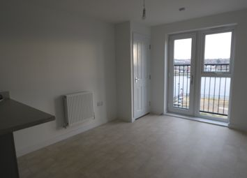 Thumbnail 1 bedroom flat to rent in Cei Tir Y Castell, North Haven, Barry