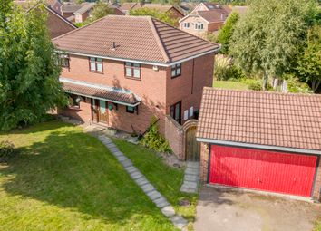 Thumbnail 4 bed detached house for sale in Worwood Drive, West Bridgford