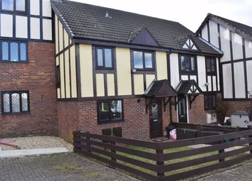 Thumbnail 3 bed terraced house for sale in Cranmer Court, Ravenhill, Swansea