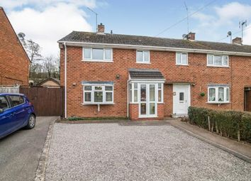 Thumbnail 3 bed semi-detached house for sale in Throckmorton Road, Redditch, Worcestershire, .