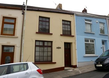 Thumbnail 3 bed terraced house for sale in Bryntirion Street, Penydarren, Merthyr Tydfil