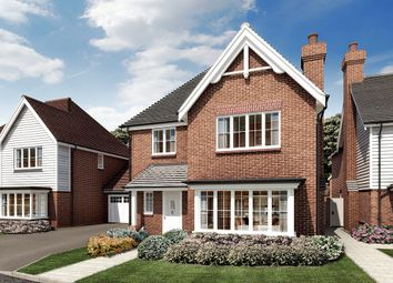 Thumbnail 4 bed detached house for sale in Chichester Road, North Bersted