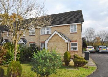 Thumbnail 1 bed terraced house for sale in Badger Close, Guildford, Surrey