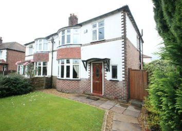 Thumbnail 3 bed semi-detached house for sale in Northenden Road, Sale