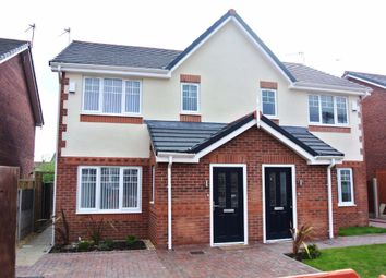 Thumbnail 3 bed semi-detached house to rent in Queensbury Gr L36, 3 Bed Semi
