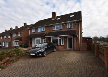 Thumbnail 4 bed semi-detached house for sale in Valley Rise, Watford