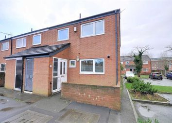 Thumbnail 3 bedroom semi-detached house for sale in Harrogate Drive, Reddish, Stockport