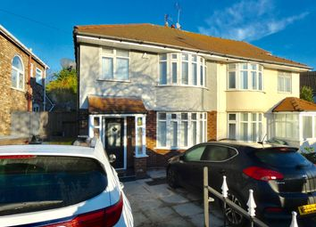 Thumbnail 3 bed semi-detached house for sale in Barnfield Drive, West Derby, Liverpool