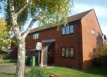 Thumbnail 1 bed maisonette to rent in Course Park Crescent, Fareham