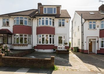 Thumbnail 4 bed semi-detached house for sale in Crookston Road, London