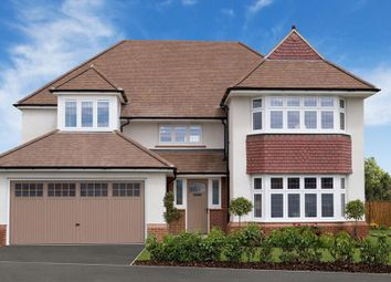 Thumbnail 4 bed detached house for sale in Graylingwell Drive, Chichester