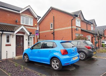Thumbnail 3 bed semi-detached house for sale in Easedale Road, Manchester