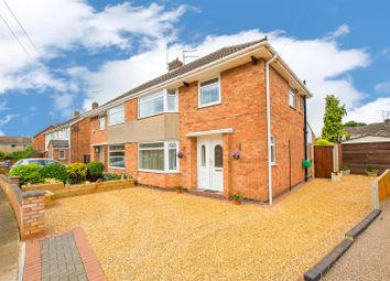 Thumbnail 3 bed semi-detached house for sale in Ledbury Road, Barton Seagrave, Kettering