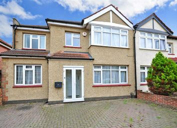 Thumbnail 4 bed semi-detached house for sale in Paget Avenue, Sutton, Surrey
