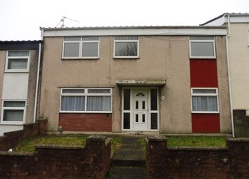 Thumbnail 4 bed terraced house for sale in Pennsylvania, Llanedeyrn, Cardiff