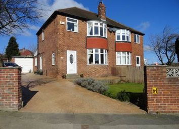 Thumbnail 3 bed semi-detached house to rent in Barrie Grove, Hellaby, Rotherham