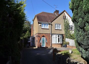 Thumbnail 3 bed semi-detached house for sale in Maidstone Road, Borough Green, Sevenoaks