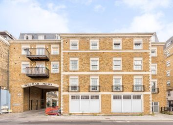 Thumbnail 2 bed flat for sale in Welmar Mews, Clapham