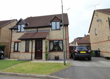 Thumbnail 2 bed semi-detached house for sale in Redhill Court, Belper, Derbyshire