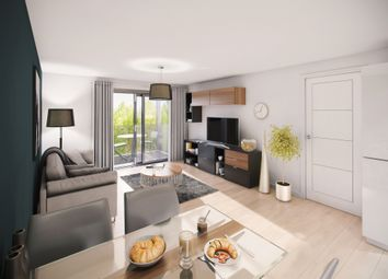 Thumbnail 1 bed flat for sale in Langley Terrace Industrial Park, Latimer Road, Luton