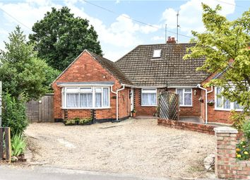 Thumbnail 3 bed semi-detached bungalow for sale in Frimley Green Road, Frimley Green, Camberley