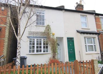 Thumbnail 2 bedroom end terrace house to rent in Cross Road, Kingston Upon Thames