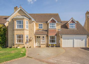 Thumbnail 4 bed property for sale in Lansdowne Crescent, Derry Hill, Calne