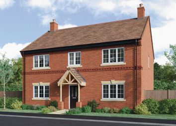 Thumbnail 5 bed detached house for sale in Thornbridge At Hackwood Park, Starflower Way, Derby