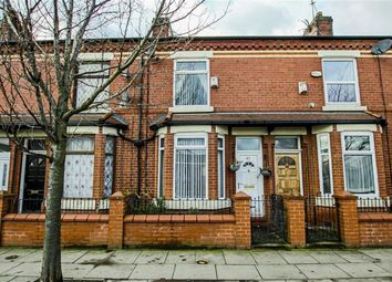 Thumbnail 2 bed terraced house for sale in Seaford Road, Salford