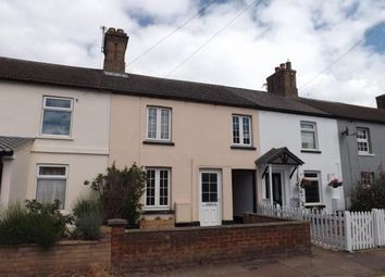 Thumbnail 2 bedroom terraced house for sale in St. Johns Street, Biggleswade, Bedfordshire